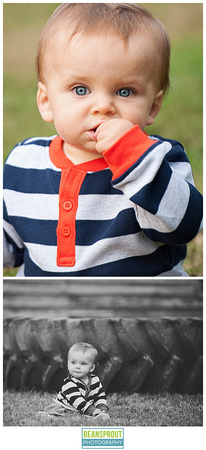 Mr. E | 1 Year Photo Session