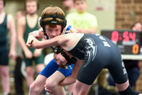 Midlothian Clash of the Titans Rookie Meet | 120515
