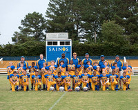 2015 Nansemond Suffolk Saints Team Photos