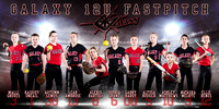 12U Galaxy Fastpitch