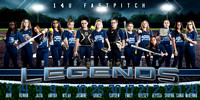 14U Legends Fastpitch