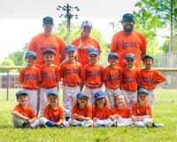 T-Ball Rock Hounds