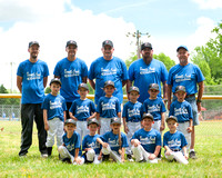 T-Ball Iron Birds