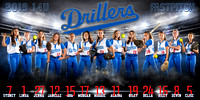 2019 14u drillers fastpitch