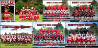 2019 Bennett's Creek Warriors