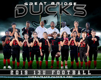 2019 Great Bridge Ducks