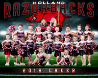 2019 holland cheer