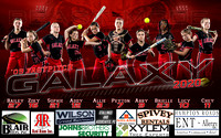 2020 10U Galaxy Fastpitch