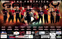 2020 14U Galaxy Fastpitch