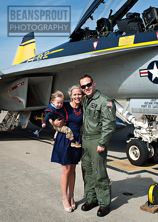 Welcome Home VFA-32! 2014