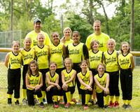 Softball Minor Yellow Jackets
