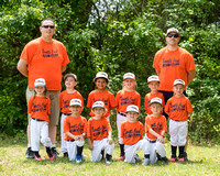 T-Ball Hot Rods