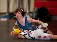 2014-15 Smithfield Youth Wrestling Action