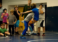 Smithfield Youth Wrestling Practice