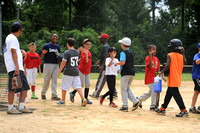 EBI Baseball Camp @Driver | Day 2 072214