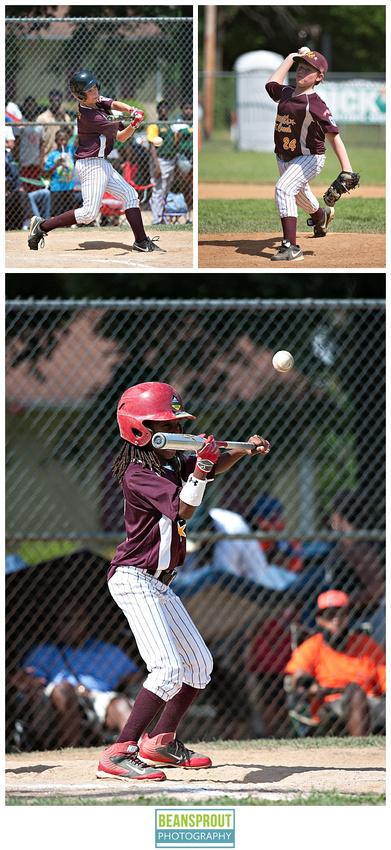 BCLL 11/12 Baseball Little League Virginia District 6 Tournament