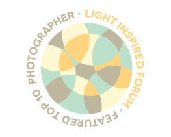 Light Inspired Featured Top 10 Photographer - Beansprout Photography