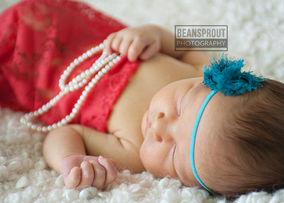 Miss A | Suffolk VA Newborn