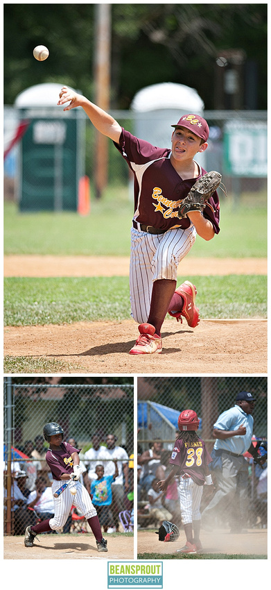 BCLL 11/12 Baseball Little League Virginia District 6 Tournament