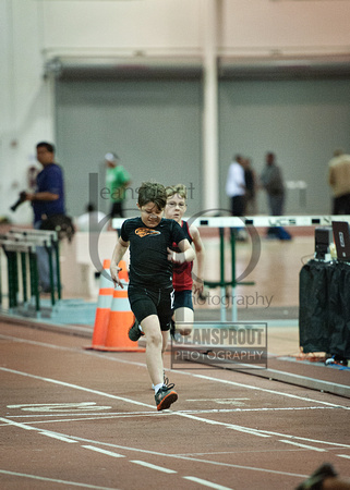Churchland Trailblazers Winter 2014 Track and Field