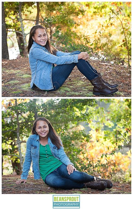 Miss C | Suffolk, VA Tween Photographer