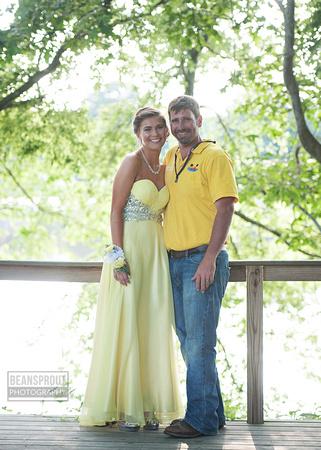Nasemond River High School Prom Photography